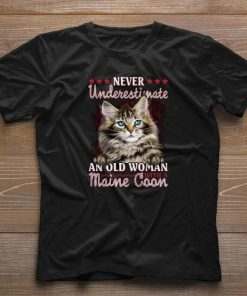 Awesome Never underestimate an old woman with a Maine Coon cat shirt 1 1 247x296 - Awesome Never underestimate an old woman with a Maine Coon cat shirt