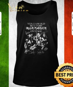Awesome Yes i am old but i saw Iron Maiden on stage signatures shirt 2 1 247x296 - Awesome Yes i am old but i saw Iron Maiden on stage signatures shirt