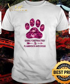 Funny Easily distracted by flamingos and dogs shirt 1 1 247x296 - Funny Easily distracted by flamingos and dogs shirt