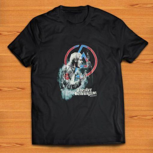 Great Chester Bennington Death 1967 2017 shirt 1 1 510x510 - Great Chester Bennington Death 1967 – 2017 shirt