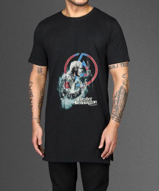 Great Chester Bennington Death 1967 2017 shirt 2 1 510x611 - Great Chester Bennington Death 1967 – 2017 shirt
