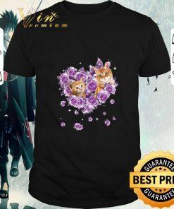 Hot Cat mom purple rose flowers shirt 1 1 247x296 - Hot Cat mom purple rose flowers shirt
