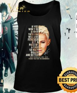 Hot Marie Fredriksson 1958 2019 signature thank you for the memories shirt 2 2 1 247x296 - Hot Marie Fredriksson 1958-2019 signature thank you for the memories shirt
