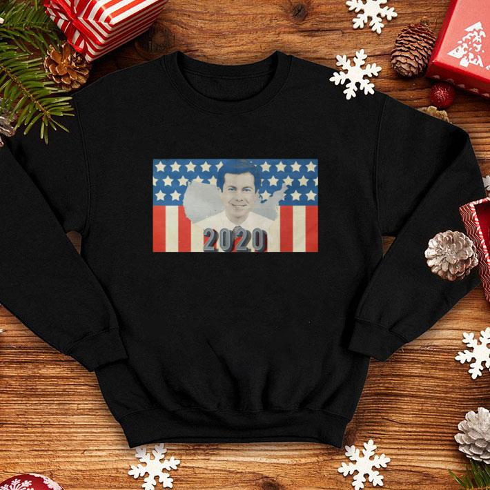 Hot Pete Buttigieg 2020 President United States shirt