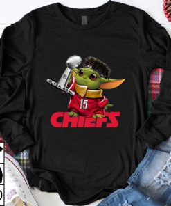 Nice Baby Yoda Patrick Mahomes Kansas City Chiefs Super Bowl Champions shirt 1 1 247x296 - Nice Baby Yoda Patrick Mahomes Kansas City Chiefs Super Bowl Champions shirt