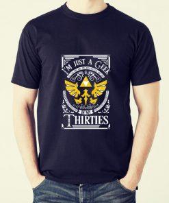 Nice I m Just A Geek In My Thirties shirt 2 1 247x296 - Nice I'm Just A Geek In My Thirties shirt