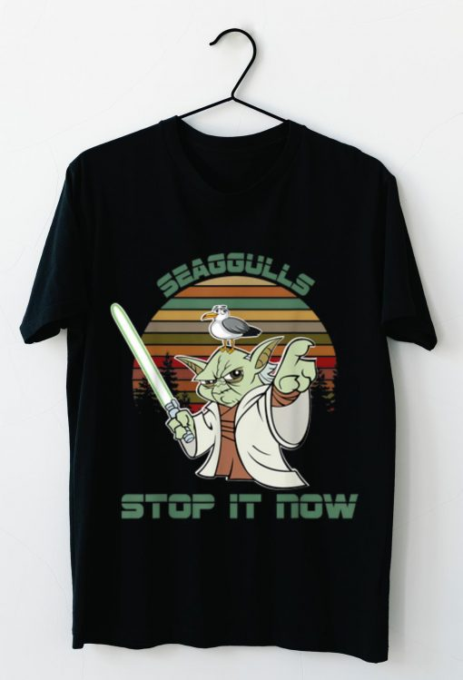Nice Vintage Yoda Seagulls Stop It Now shirt 3 1 510x749 - Nice Vintage Yoda Seagulls Stop It Now shirt