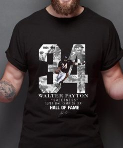 Official 34 Walter Payton Sweetness Super Bowl Champion Hall Of Fame shirt 2 1 247x296 - Official 34 Walter Payton Sweetness Super Bowl Champion Hall Of Fame shirt