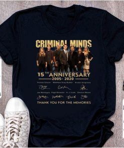 Official Criminal Minds 15th Anniversary 2005 2020 Signatures shirt 1 1 247x296 - Official Criminal Minds 15th Anniversary 2005-2020 Signatures shirt