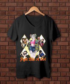 Official Fight Like A Girl Harley Quinn shirt 1 1 247x296 - Official Fight Like A Girl Harley Quinn shirt