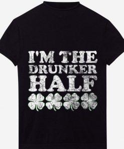 Original The Drunker Half Matching St Patrick s Day His Hers shirt 1 1 247x296 - Original The Drunker Half Matching St. Patrick's Day His Hers shirt