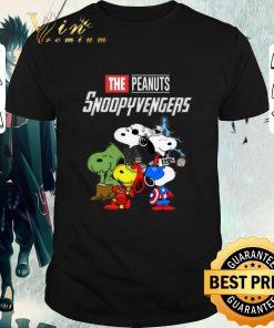 Original The Peanuts Snoopyvengers Avengers Endgame MCU shirt 1 1 247x296 - Original The Peanuts Snoopyvengers Avengers Endgame MCU shirt