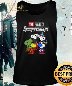Original The Peanuts Snoopyvengers Avengers Endgame MCU shirt 2 1 247x296 - Original The Peanuts Snoopyvengers Avengers Endgame MCU shirt