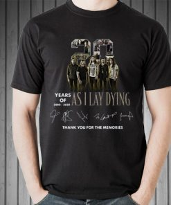 Premium 20 Years of As I Lay Dying Thank you For The Memories Signatures shirt 2 1 247x296 - Premium 20 Years of As I Lay Dying Thank you For The Memories Signatures shirt