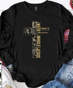 Premium All I need today is a little bit of John Lennon and whole lot of Jesus shirt 1 1 247x296 - Premium All I need today is a little bit of John Lennon and whole lot of Jesus shirt