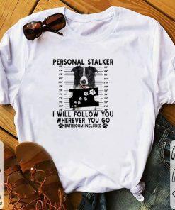 Premium Border Collie personal stalker i will follow you wherever you go shirt 1 1 247x296 - Premium Border Collie personal stalker i will follow you wherever you go shirt