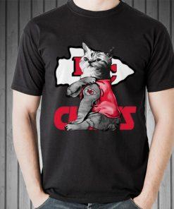 Premium Cat Tattoos Kansas City Chiefs shirt 2 1 247x296 - Premium Cat Tattoos Kansas City Chiefs shirt