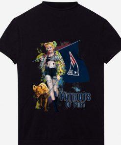 Pretty Harley Quinn New England Patriots Of Prey shirt 1 1 247x296 - Pretty Harley Quinn New England Patriots Of Prey shirt