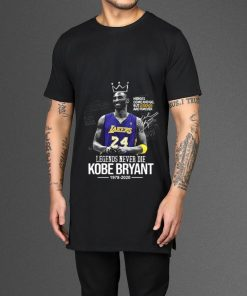 Pretty Legends Never Die Kobe Bryant 1978 2020 Heroes Come And Go But Legend Are Forever Signature shirt 2 1 247x296 - Pretty Legends Never Die Kobe Bryant 1978 2020 Heroes Come And Go But Legend Are Forever Signature shirt
