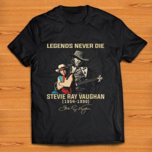 Pretty Legends Never Die Stevie Ray Vaughan 1954 1990 Signature shirt 1 1 510x510 - Pretty Legends Never Die Stevie Ray Vaughan 1954 1990 Signature shirt