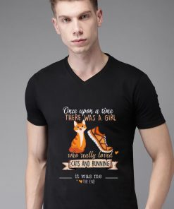 Pretty Once Upon A Time There Was A Girl Who Really Loved Cats And Running shirt 2 1 247x296 - Pretty Once Upon A Time There Was A Girl Who Really Loved Cats And Running shirt