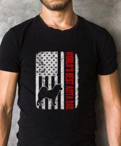 Pretty World s Best Akita Dad American Flag shirt 2 1 247x296 - Pretty World's Best Akita Dad American Flag shirt