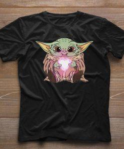 Top Baby Yoda Adorable Kawii Star Wars shirt 1 1 247x296 - Top Baby Yoda Adorable Kawii Star Wars shirt