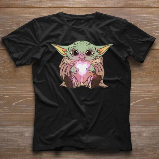 Top Baby Yoda Adorable Kawii Star Wars shirt 1 1 510x510 - Top Baby Yoda Adorable Kawii Star Wars shirt