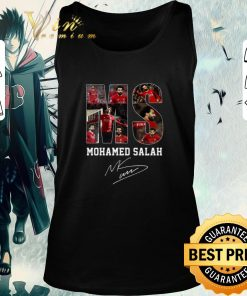 Top MS Mohamed Salah signature Liverpool shirt 2 1 247x296 - Top MS Mohamed Salah signature Liverpool shirt