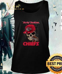 Top Skull Motor Harley Davidson Cycles mashup Kansas City Chiefs shirt 2 1 247x296 - Top Skull Motor Harley Davidson Cycles mashup Kansas City Chiefs shirt