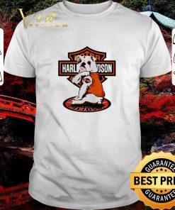 Awesome Bulldog Tattoo Motor Harley davidson Cycles shirt 1 1 247x296 - Awesome Bulldog Tattoo Motor Harley-davidson Cycles shirt