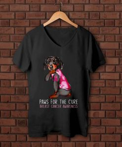Awesome Dachshund Paws For The Cure Breast Cancer Awareness Pink Ribbon shirt 1 1 247x296 - Awesome Dachshund Paws For The Cure Breast Cancer Awareness Pink Ribbon shirt
