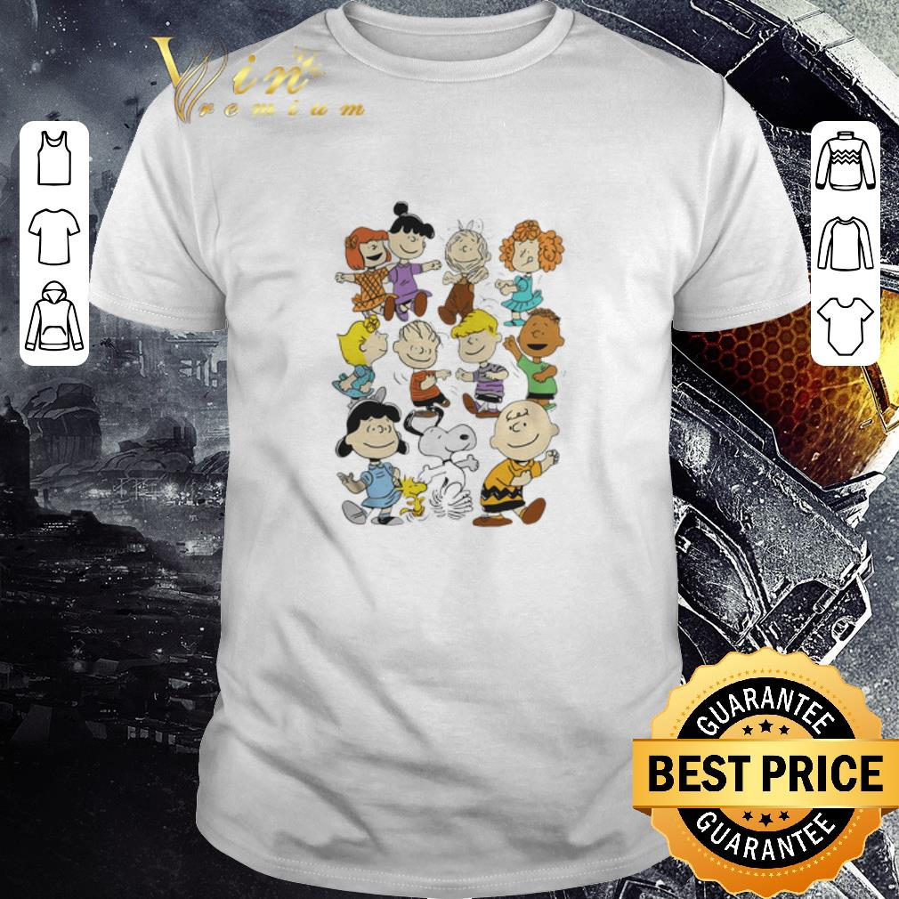 Awesome Snoopy and Charlie Brown Peanuts Friends shirt 1 1 - Awesome Snoopy and Charlie Brown Peanuts Friends shirt