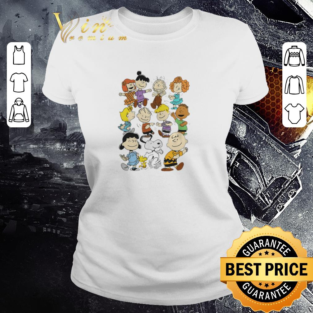 Awesome Snoopy and Charlie Brown Peanuts Friends shirt 2 1 - Awesome Snoopy and Charlie Brown Peanuts Friends shirt