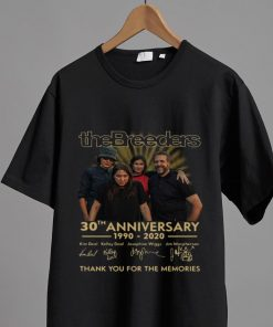 Awesome The Breeders 30th Anniversary Thank You For The Memories Signatures shirt 2 1 247x296 - Awesome The Breeders 30th Anniversary Thank You For The Memories Signatures shirt