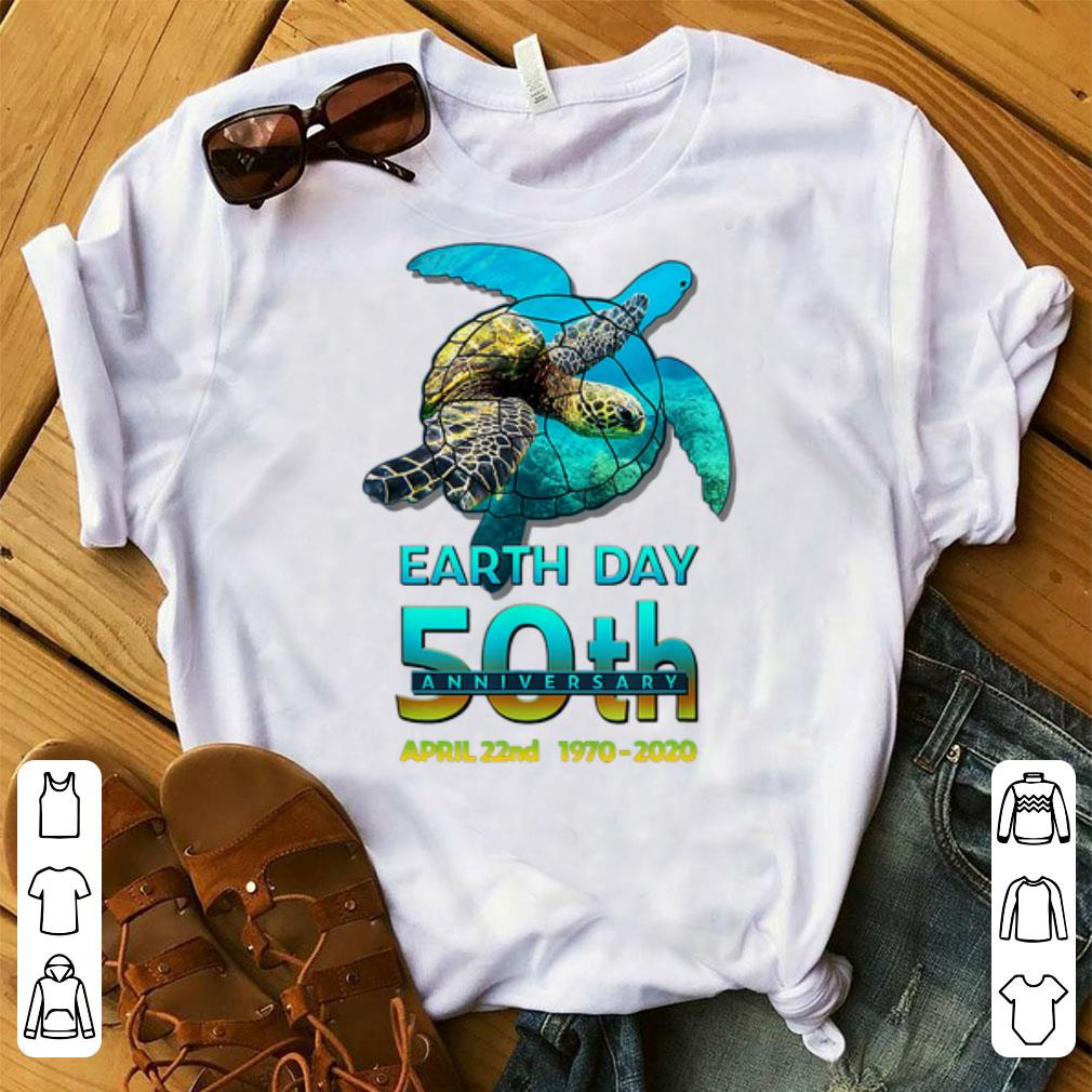 Beautiful Turtles Earth Day 50th Anniversary April 22nd 1970 2020 shirt 1 1 - Beautiful Turtles Earth Day 50th Anniversary April 22nd 1970-2020 shirt