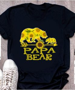 Nice Papa Bear Sunflower Funny Mother Father Gifts shirt 1 1 247x296 - Nice Papa Bear Sunflower Funny Mother Father Gifts shirt