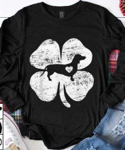 Official Dachshund St Patrick s Day Irish Shamrock Gift Dachshund Dog shirt 1 1 247x296 - Official Dachshund St Patrick's Day Irish Shamrock Gift Dachshund Dog shirt