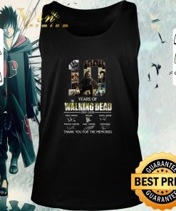 Original 10 Years Of The Walking Dead 2010 2020 Signatures Rick Grimes shirt 2 1 247x296 - Original 10 Years Of The Walking Dead 2010-2020 Signatures Rick Grimes shirt