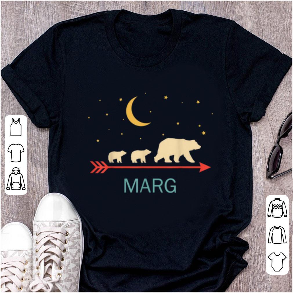 Original Marg Name Gift Personalized Mama Bear With 2 Cubs shirt 1 1 - Original Marg Name Gift Personalized Mama Bear With 2 Cubs shirt
