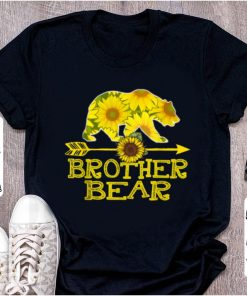 Pretty Brother Bear Sunflower Funny Mother Father Gifts shirt 1 1 247x296 - Pretty Brother Bear Sunflower Funny Mother Father Gifts shirt