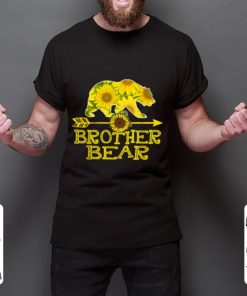 Pretty Brother Bear Sunflower Funny Mother Father Gifts shirt 2 1 247x296 - Pretty Brother Bear Sunflower Funny Mother Father Gifts shirt