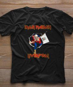 Pretty Iron Maiden hold Liverpool flag shirt 1 1 247x296 - Pretty Iron Maiden hold Liverpool flag shirt