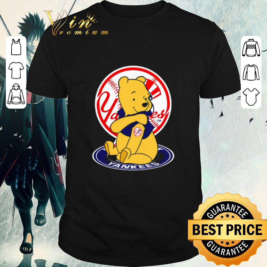 Pretty Pooh tattoos New York Yankees logo shirt 1 1 - Pretty Pooh tattoos New York Yankees logo shirt