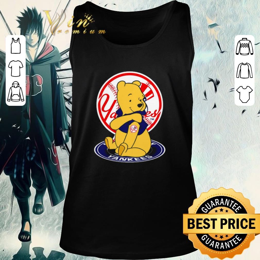 Pretty Pooh tattoos New York Yankees logo shirt 2 1 - Pretty Pooh tattoos New York Yankees logo shirt