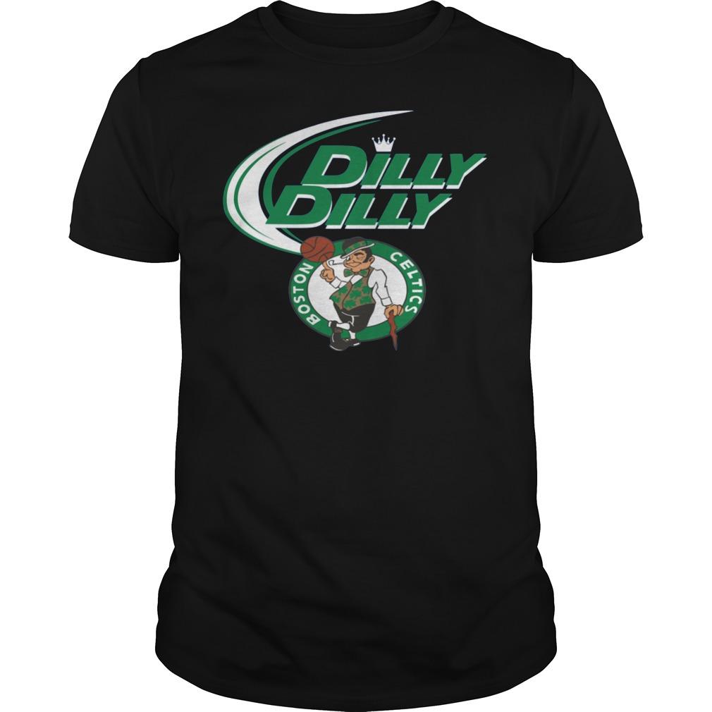 Boston Celtics Dilly Dilly Shirt