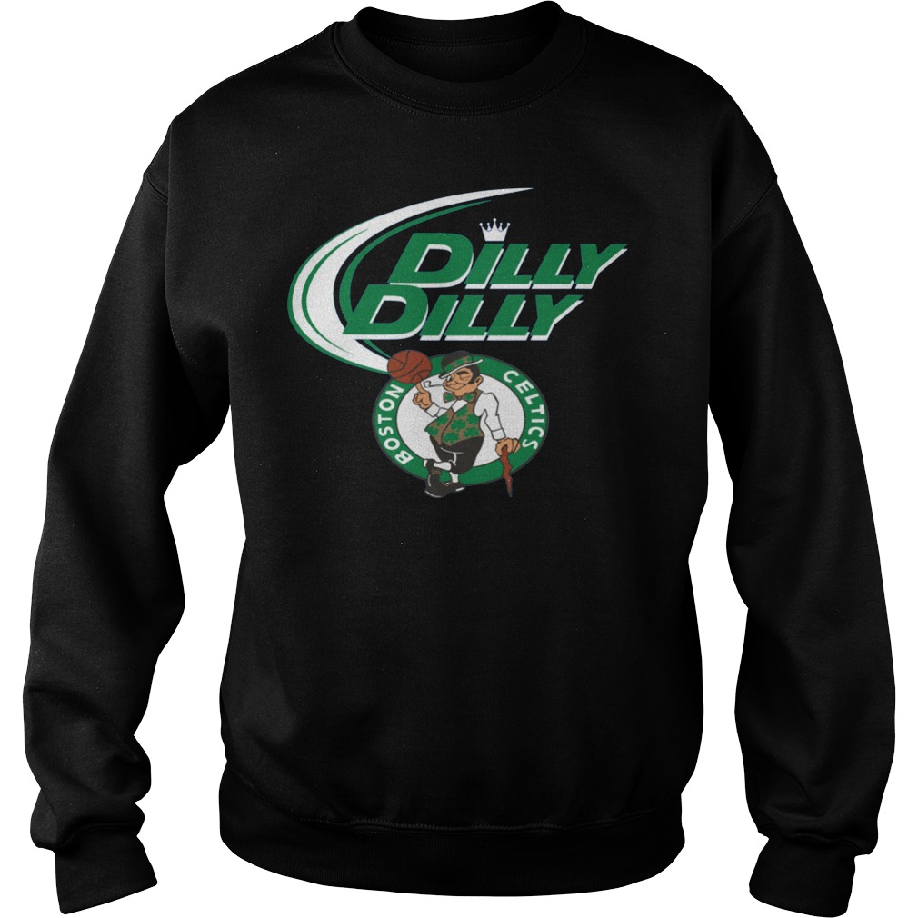 Boston Celtics Dilly Dilly Sweater - Boston Celtics Dilly Dilly Shirt