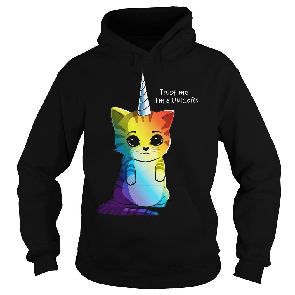 Caticorn Rainbow Meowgical Cat Unicorn Kittycorn Hoodie - Caticorn Rainbow Meowgical Cat Unicorn Kittycorn Shirt