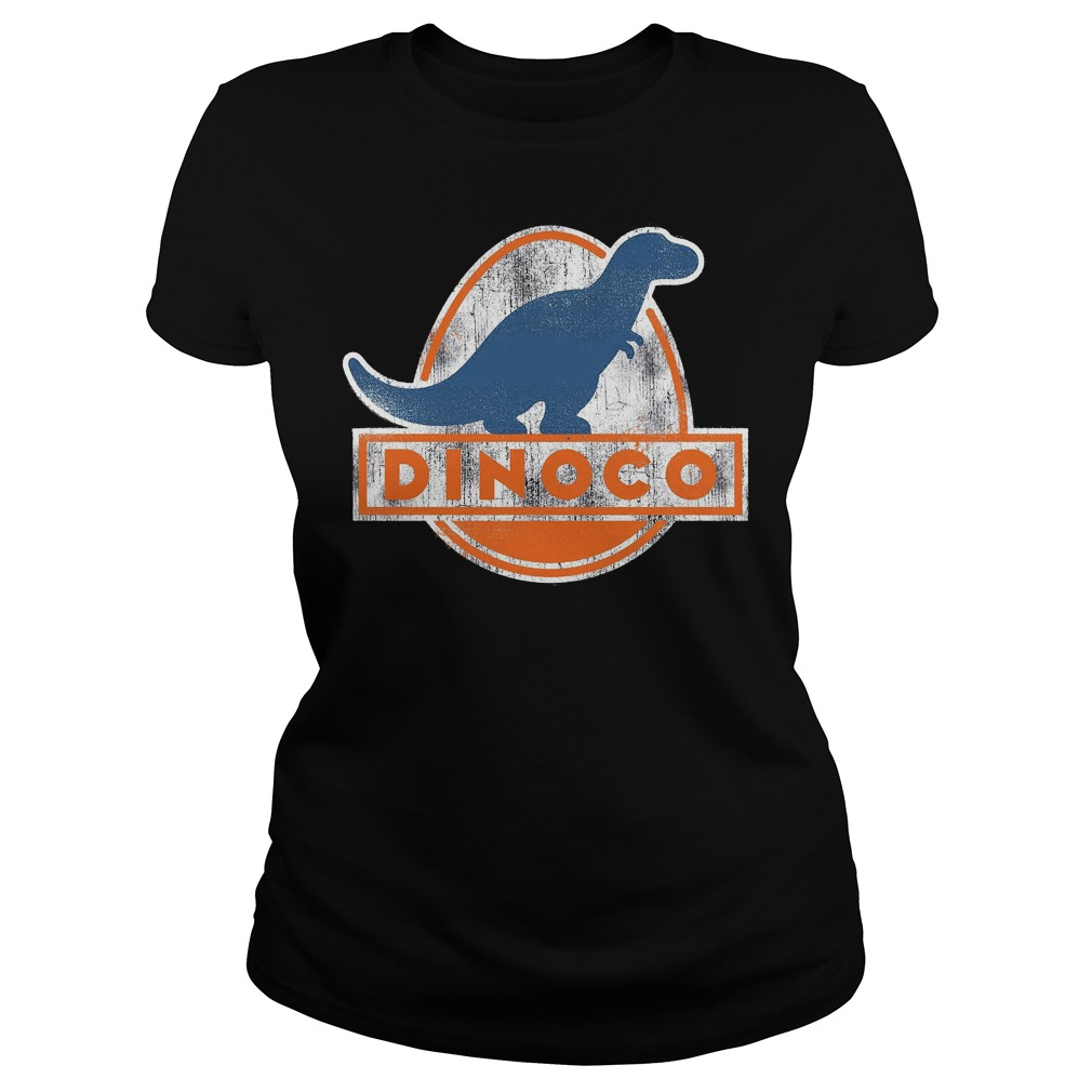 Disney Pixar Cars Iconic Dinoco Dinosaur Ladies