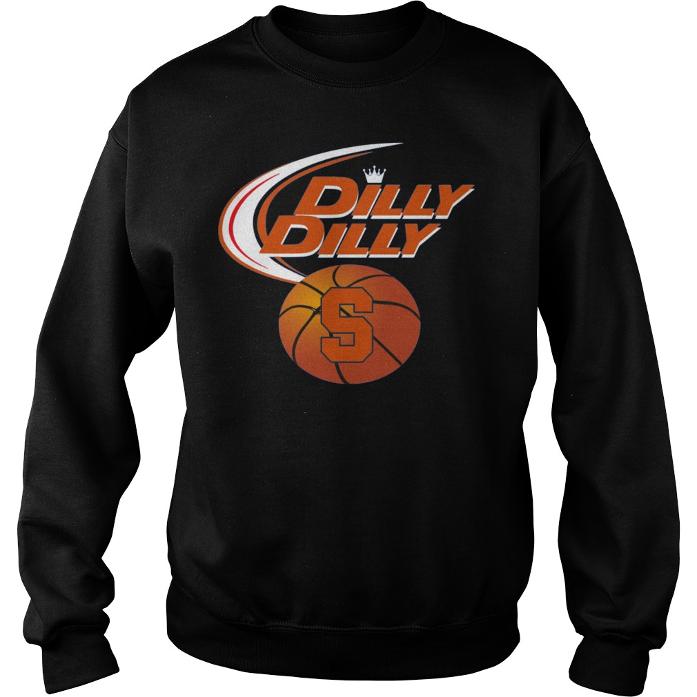 Syracuse Orange Dilly Dilly Sweater - Syracuse Orange Dilly Dilly Shirt